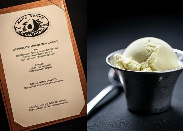 Avocado Honey Lime Ice Cream | Recipes to Convert to GF/DF | Pinterest