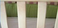 How to Make Size 18X36 Cradle Bumper Pads | eHow.com