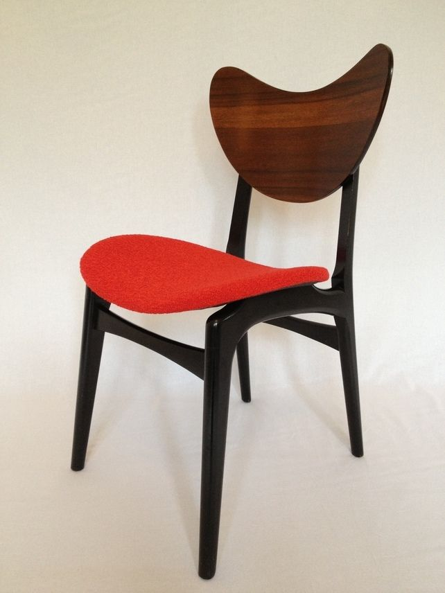 Pair of vintage retro g plan butterfly chairs for Vintage 70s chair