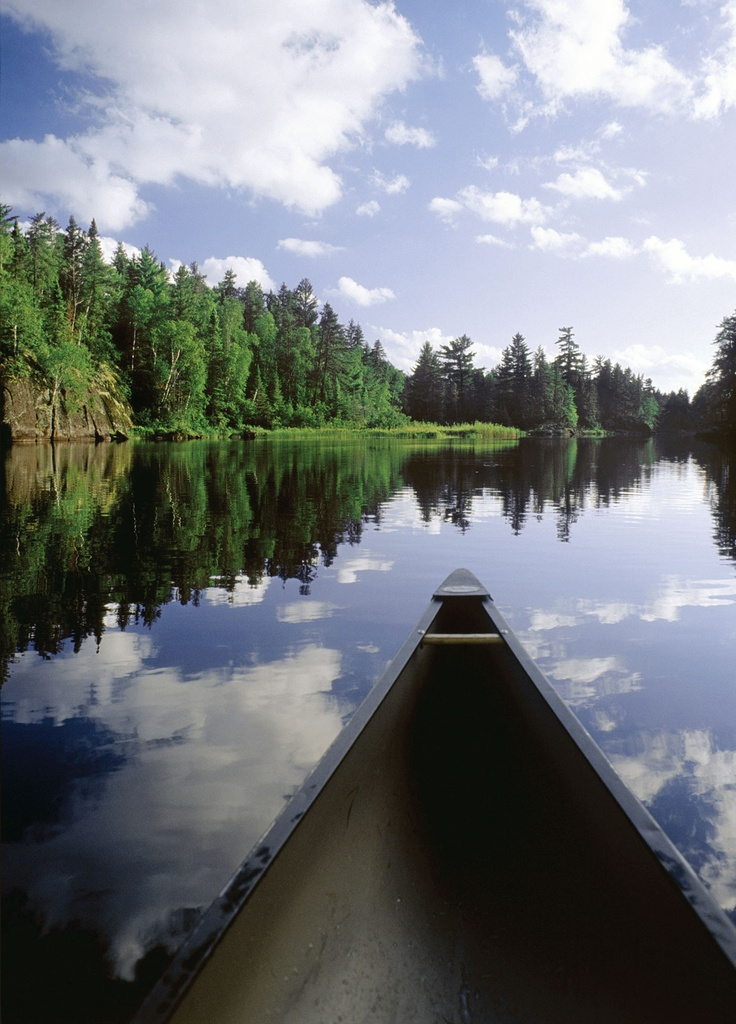 a report on a trip to the boundary waters canoe area The boundary waters canoe area wilderness is a 1,086,953-acre wilderness located on the superior na - tional forest of northern minnesota in the united states.