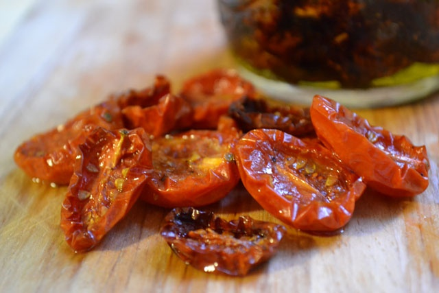 Slow Roasted Tomatoes | Mmmm food..recipes to try | Pinterest
