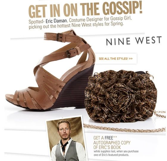Nine west collection at nordstrom fashion valley in san diego ca