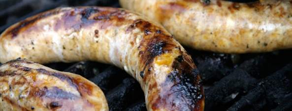 Buffalo Chicken Sausages | Entrees/ Meals | Pinterest