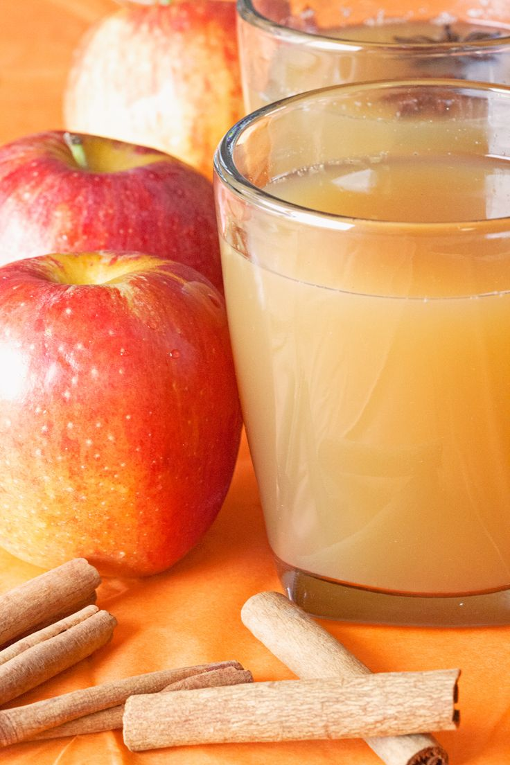 Mulled Apple Cider | drinks | Pinterest