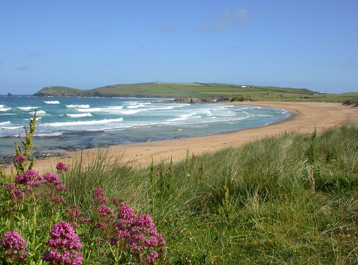 Constantine Bay Near Padstow Favourite Destinations