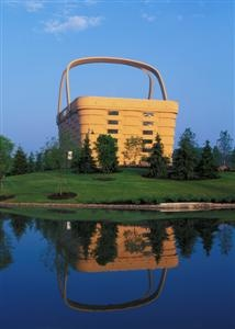 Longaberger Home Office in Newark, OH