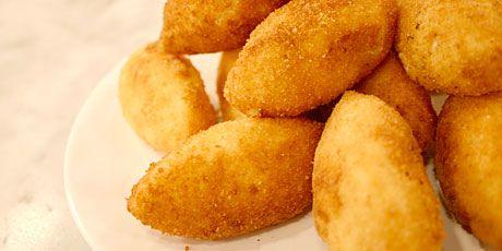 Easy Potato Croquettes | Food: POTATO Passion! | Pinterest