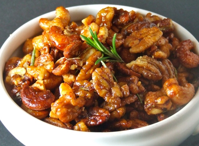 Chipotle-Lime Mixed Nuts Recipes — Dishmaps