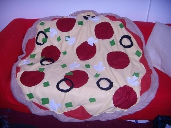 pizza quilt | For the Home | Pinterest