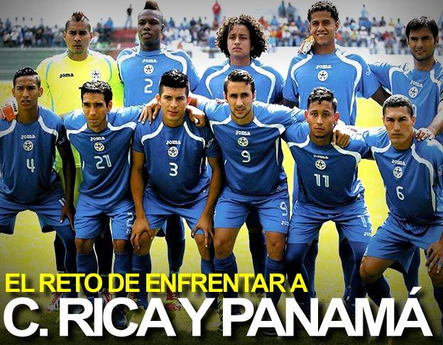 19 De 21 A La Copa Centroamericana