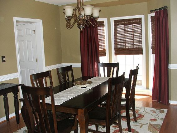possible dining room color scheme house ideas pinterest