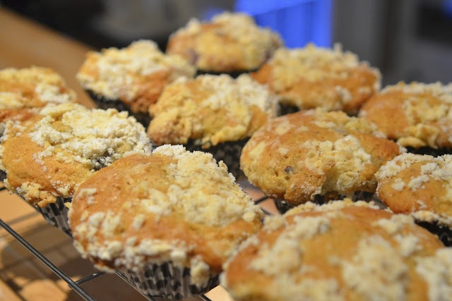 Blackberry, Lemon, and Thyme Muffins | Enter With Caution | Pinterest