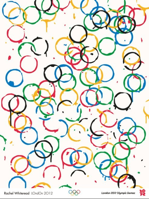 Olympics 2012 poster