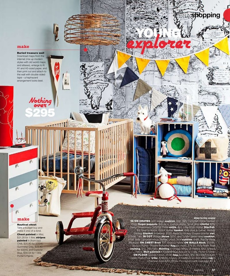 young explorer kids room kid room designs and ideas pinterest