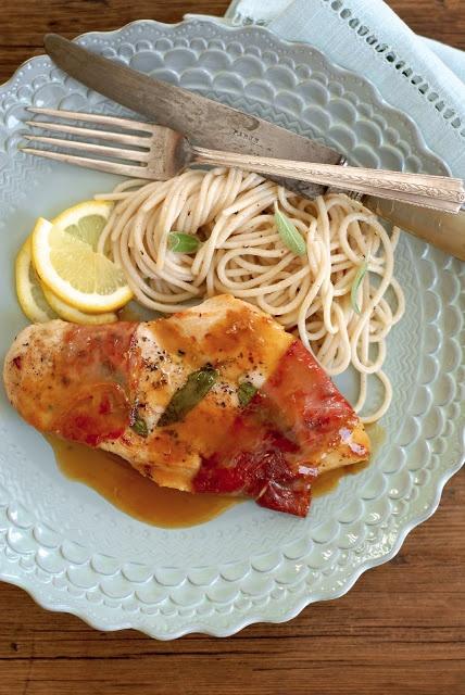 Skinny Chicken Saltimbocca Recipes — Dishmaps