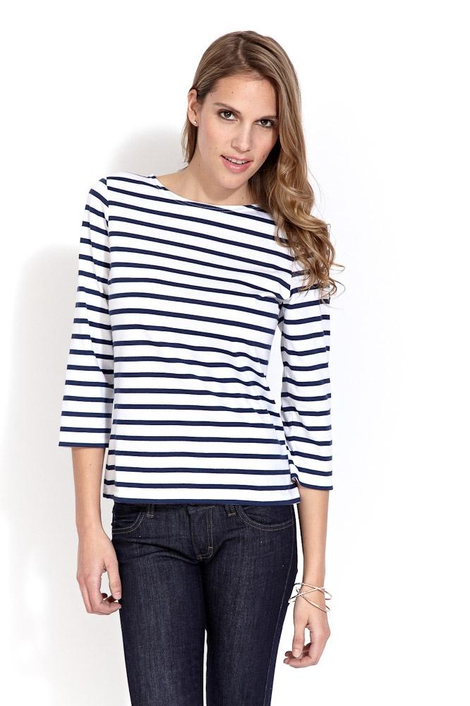 Pinterest for St james striped shirt