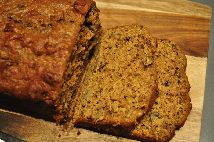 Pumpkin Yogurt Bread | Delicious Things to Try | Pinterest