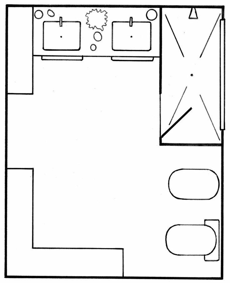 Baño Principal Medidas:Ideas para tener más espacio en el baño · ElMueblecom · Cocinas y