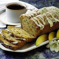 Fresh Mango Nut Bread | DianasDesserts.com