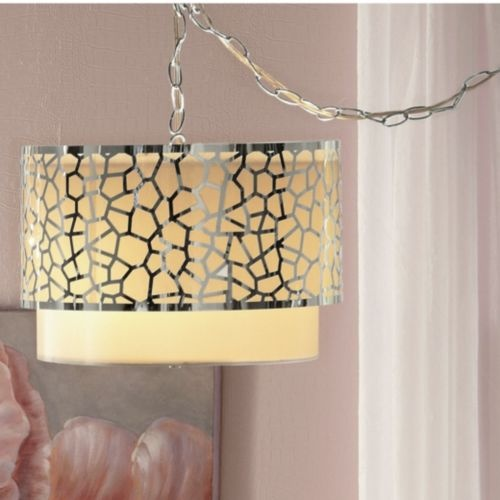 Kwan Swag Lamp from Midnight Velvet HOME DECOR Pinterest
