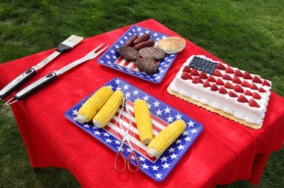 bbq menu 4th of july