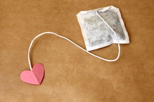 Make your own tea and tea bags