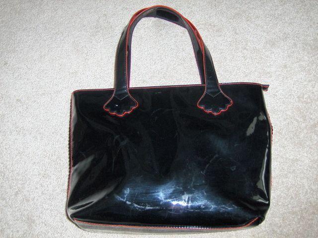 soo sexy Stephanie Johnson For Saks Fifth Avenue Handbag Tote Bag