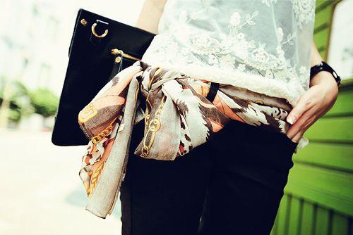 .the bag...