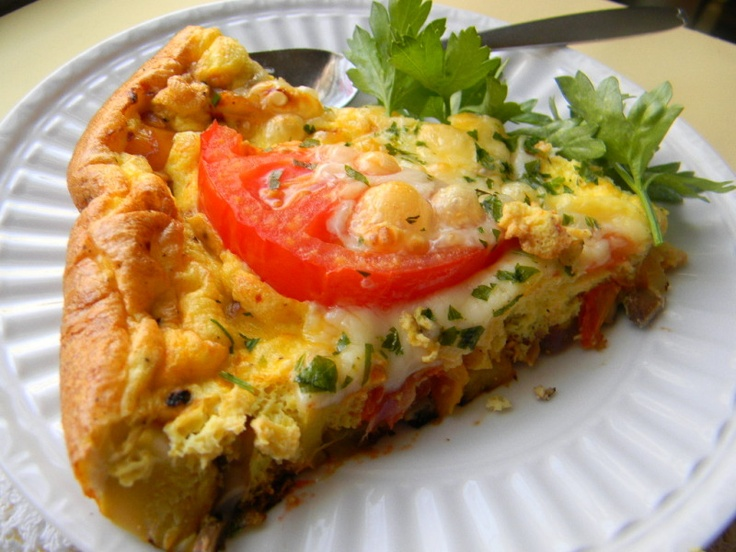 More like this: vegetable frittata , summer vegetables and cottage ...
