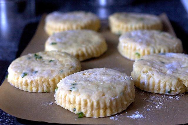 jalapeño-cheddar scones | Fork It! -- Bread, rolls | Pinterest