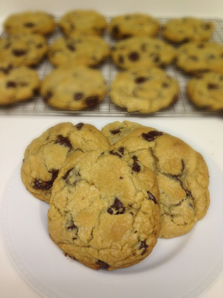 Jacques Torres Chocolate Chip Cookies | chezcateylou.com