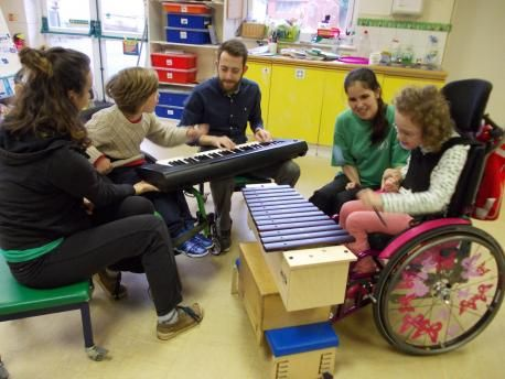 Music Therapy foundation in arts taylors