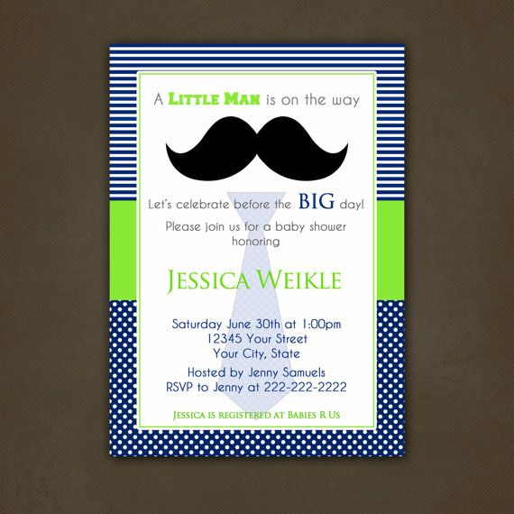 little man baby shower invitations printable by pinkskyprintables 12