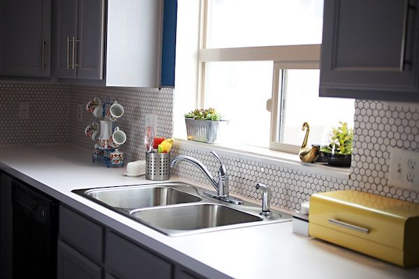 Kitchen Makeover On A Budget Cool Kitchens Pinterest