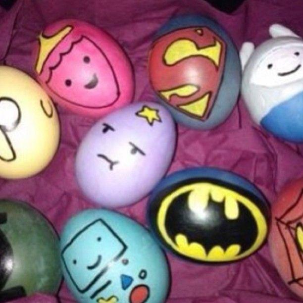 14 Egg Ceptionally Nerdy Easter Eggs