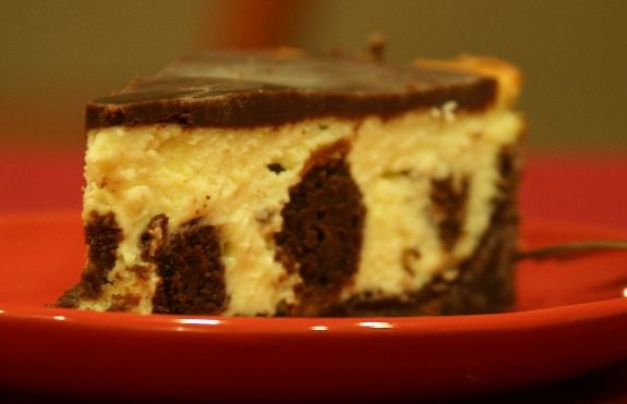 Brownie Mosaic Cheesecake | Food - Cookies! and Desserts | Pinterest