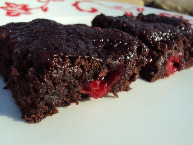... brownies triple chocolate brownies double chocolate cherry brownies