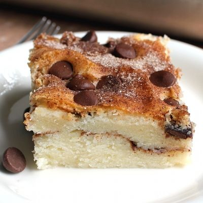 Sour Cream Chocolate Chip Coffee Cake | Cake | Pinterest