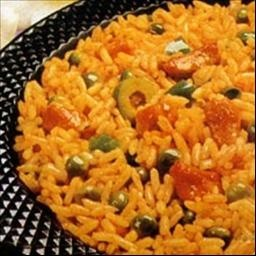 Arroz Con Gandules/Rice and Pigeon Peas | things i wanna try | Pinter ...