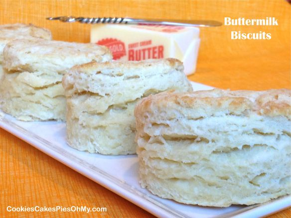 Buttermilk Biscuits | Quick Breads, Biscuits, Cornbread... | Pinterest