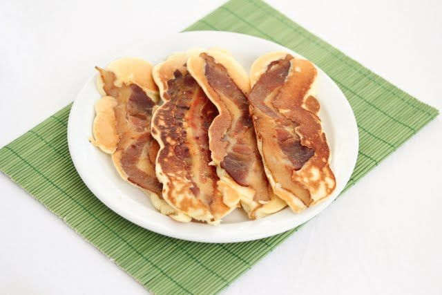 Bacon Pancake Strips | Cooking Recipes | Pinterest
