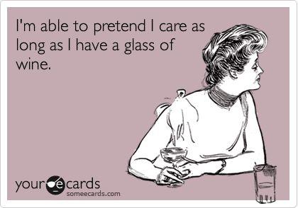 mmm...wine...