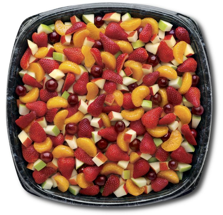 chick fil a fruit tray fruit jokes