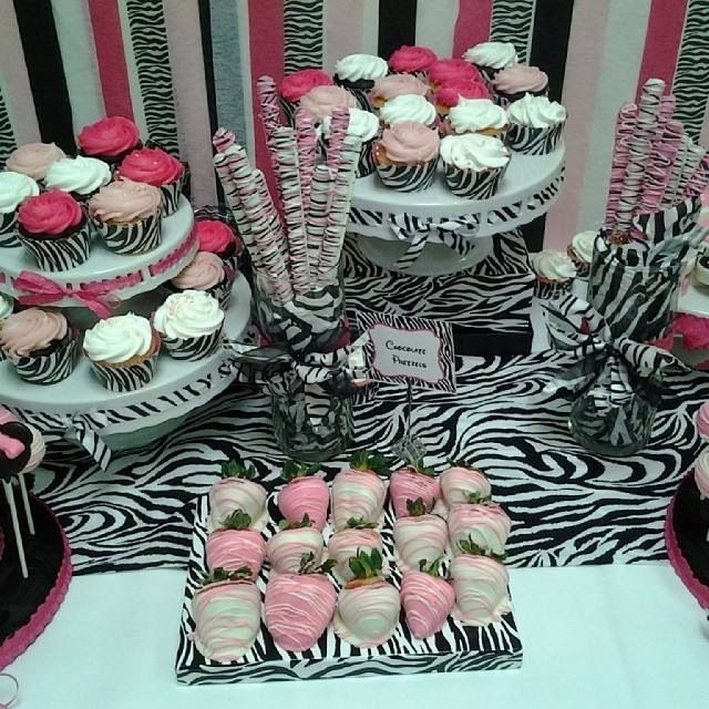 ... Mouse/Zebra Birthday Party Ideas  Photo 5 of 13  Catch My Party