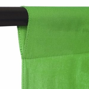 Prism Backdrops 10X20' Chromakey Green Muslin Photo Video Backdrop