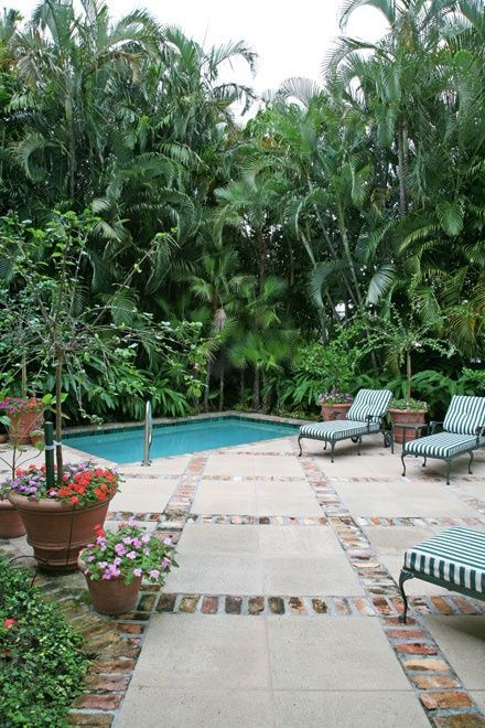 Florida Residential Pool Designs