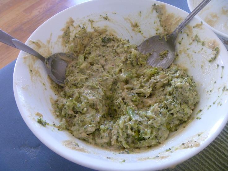 Lemon Pepper Tahini Broccoli (Dip??) #vegan #wholefood