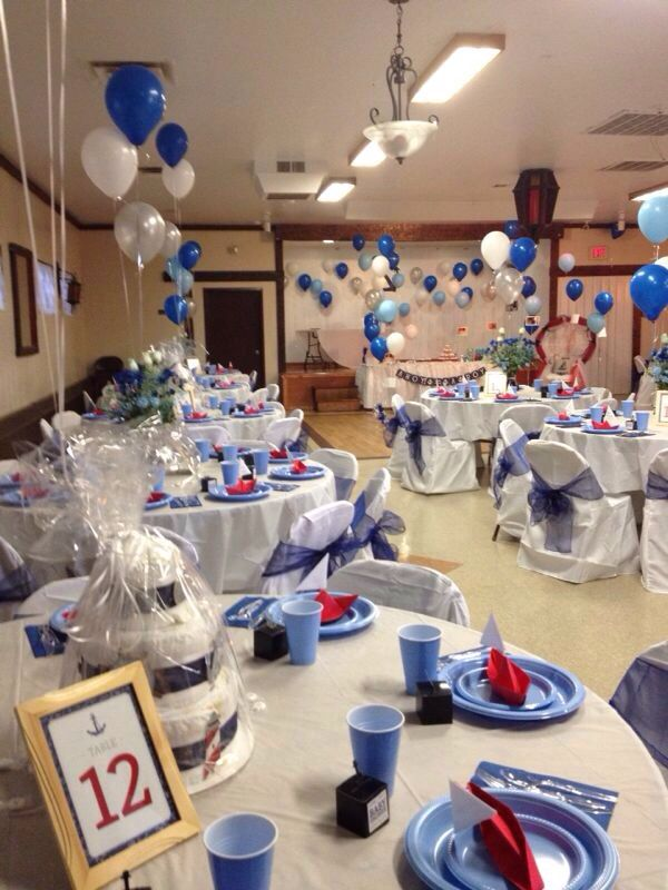 nautical themed baby shower nautical baby shower pinterest