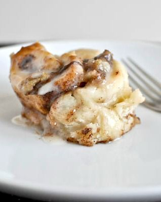 Chocolate Chip Cookie Dough Stuffed Cinnamon Rolls - as sinful as they ...