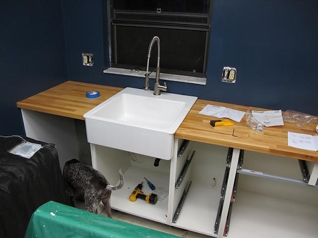 Ikea Schreibtisch Nicht Mehr Im Sortiment ~ Install ikea kitchen  Atomic kitchen  Pinterest